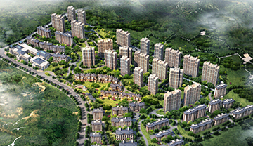 綠地山(shan)水天城